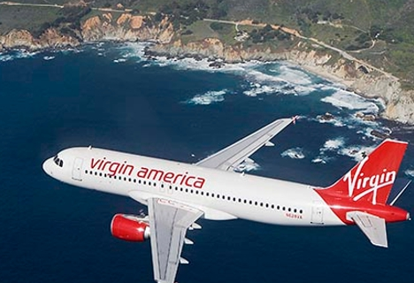 Авиакомпания Virgin America стала лучшей в конкурсе Passenger Choice Awards
