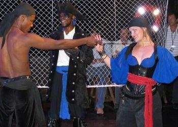 """Доминиканское шоу """"Карибские пираты"""" признано лучшим по версии """"TripAdvisor"""""""