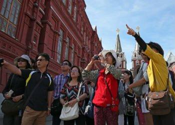 Туристический поток в Россию в 2015 году вырос на 16%