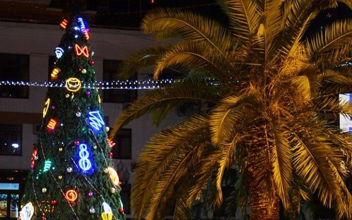 Сочи назван самым популярным направлением на Новый год у туристов