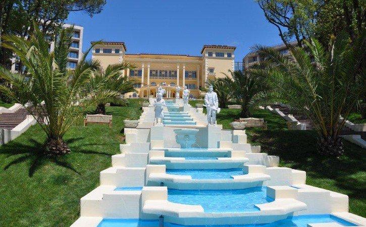 Отель вСочи признали лучшей курортной гостиницей страны