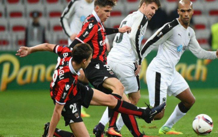 ФК «Краснодар» проиграл в Ницце со счетом 1:2