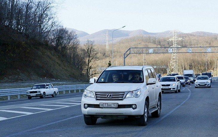 Власти Кубани предложили строить новые дороги к черноморским курортам