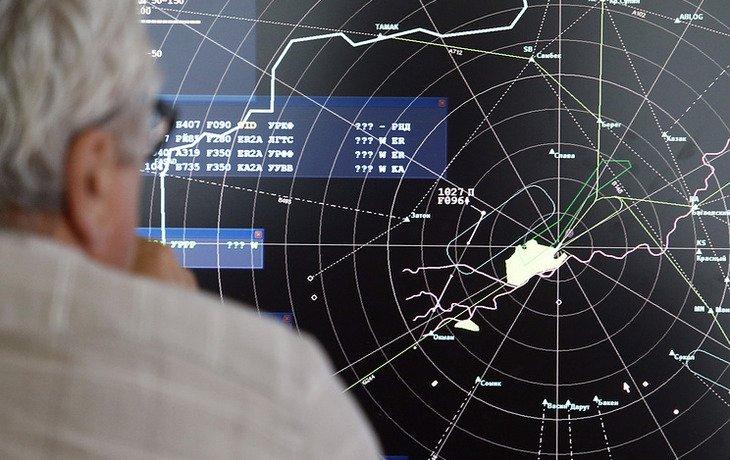 Вблизи Сочи разбился самолет «ТУ-154» Минобороны РФ