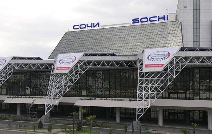 Аэропорты Краснодарского края в период новогодних каникул обслужили свыше 350 тыс. человек