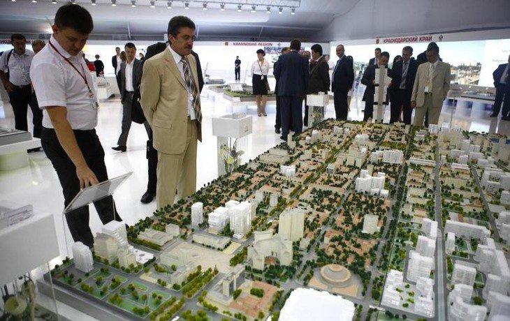 На Российском инвестиционном форуме власти Кубани представят свыше 500 проектов