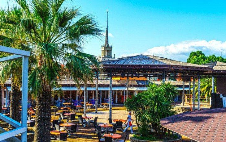 Курорты Сочи лидируют в рейтинге летних предпочтений российских туристов