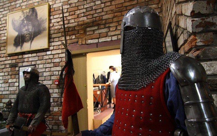 В Краснодаре 1 февраля откроется выставка «Дух воина: от скифов до Золотой Орды»