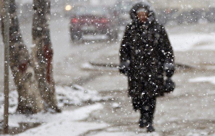 На Кубани до 4-5 февраля установится холодная морозная погода