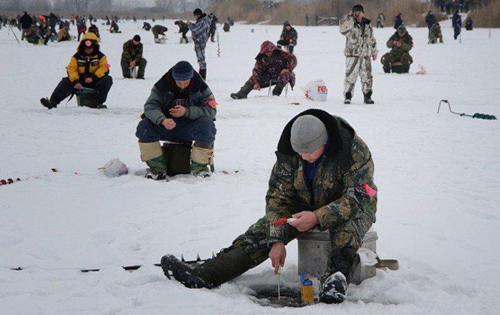 На Кубани с 1 февраля действует запрет на зимний вылов рыбы в лиманах