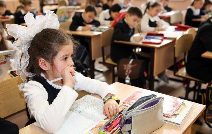 На Кубани в 2017 году число школьников вырастет на 23 тысячи