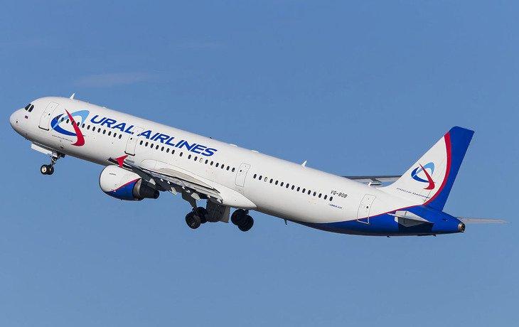 «Уральские авиалинии» запустили рейс из Челябинска в Сочи и Минеральные Воды