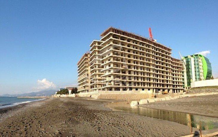 В Сочи снесут еще один жилой комплекс - самострой
