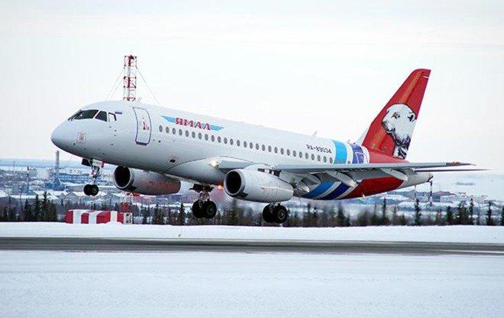 Авиакомпания «Ямал» летом запустит рейс из Тюмени в Сочи