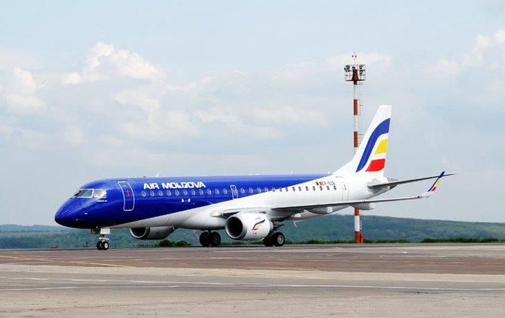«Air Moldova» 28 апреля откроет рейс из Краснодара в Кишинев