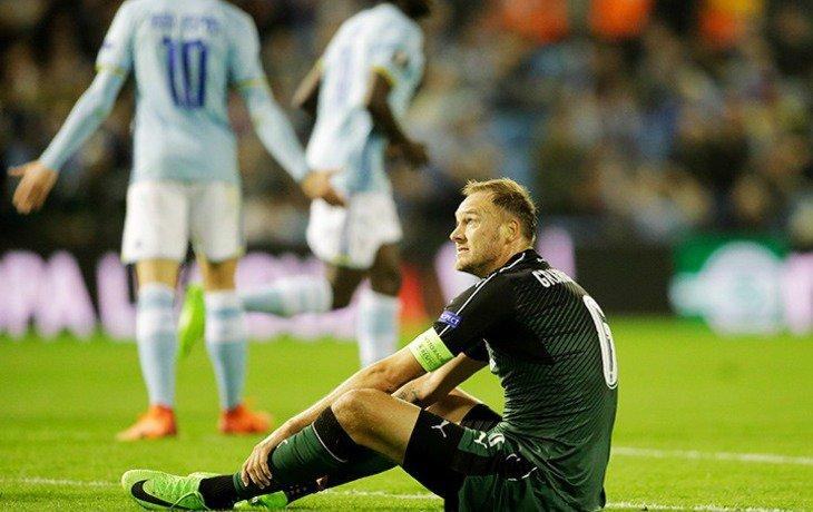 ФК «Краснодар» проиграл в Испании первый матч 1/16 финала «Лиги Европы»