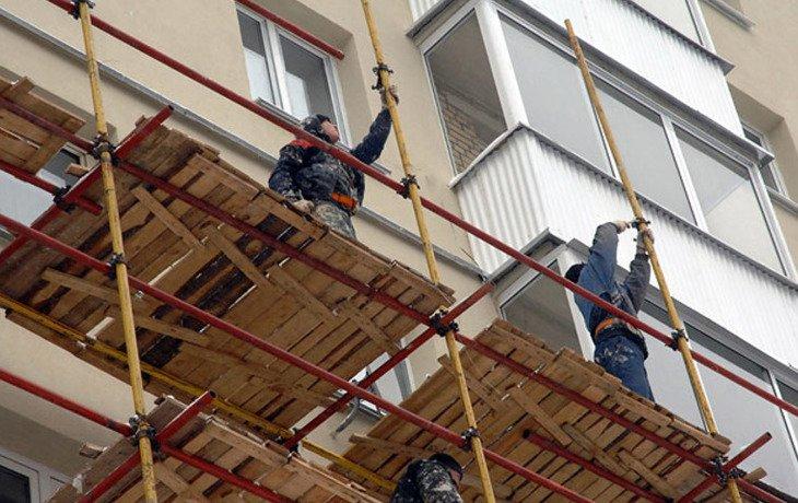 На Кубани в 2017 году отремонтируют 500 многоквартирных домов