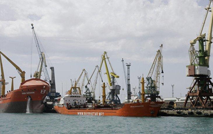Новороссийск занял 1-ое место среди российских портов по объемам перевалки грузов