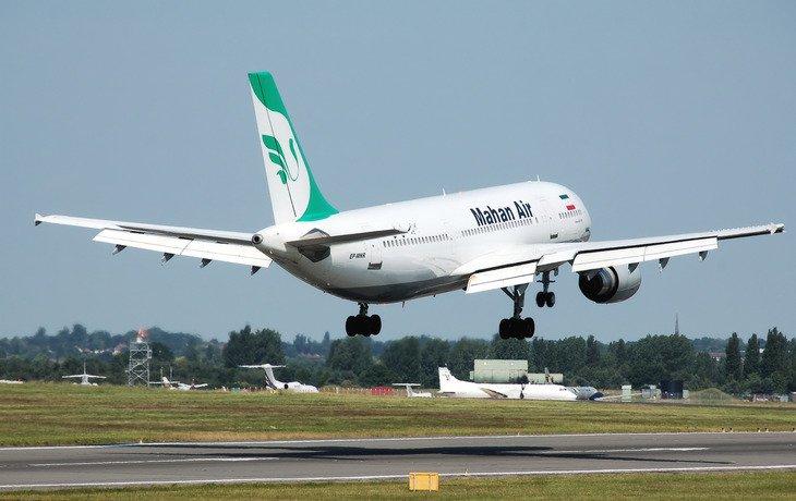 Иранские авиакомпании возобновили выполнение рейсов из Тегерана в Сочи