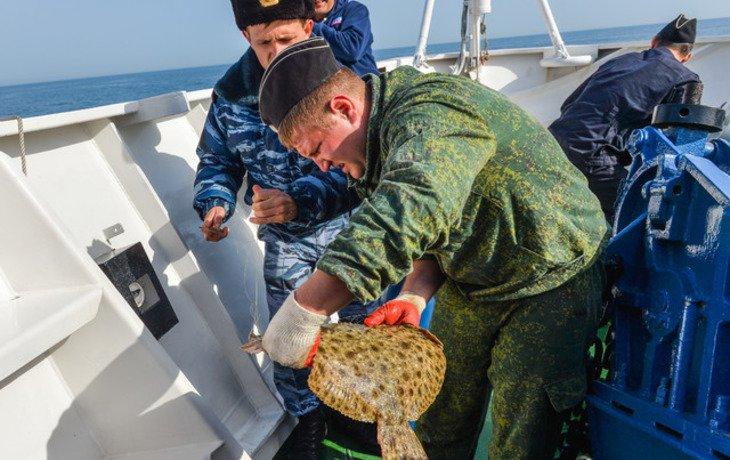 запрет на рыбную ловлю калининград