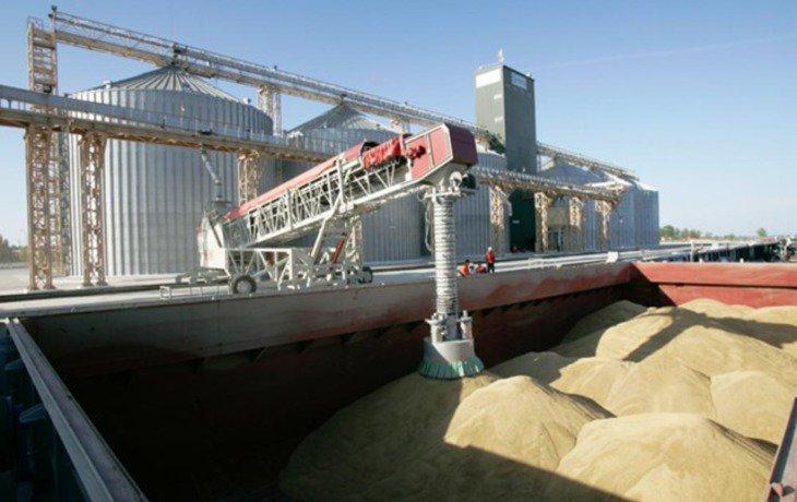 В станице Тамань построят зерновой терминал