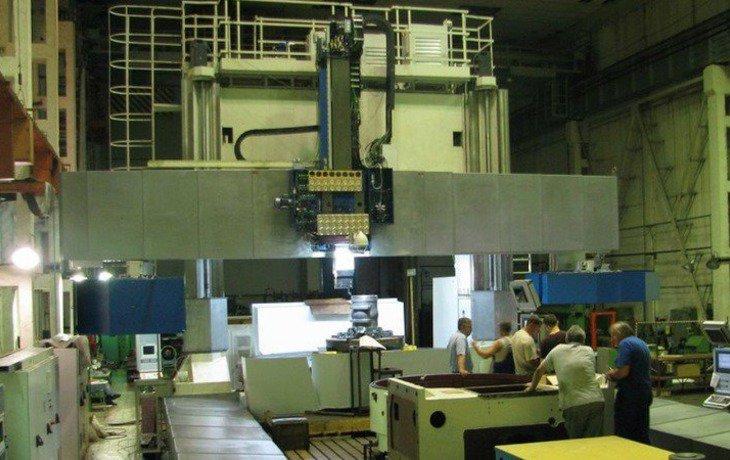 Власти Кубани попросили господдержки для восстановления краснодарского станкостроительного завода имени Седина
