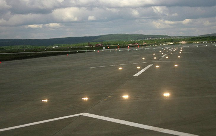В аэропорту Краснодара открыли новую взлетно-посадочную полосу