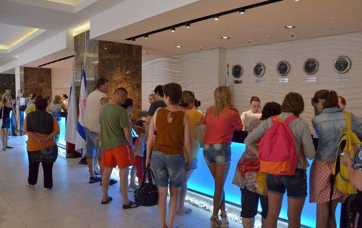 Туристический поток на курорты Кубани сократился от 25% до 30%