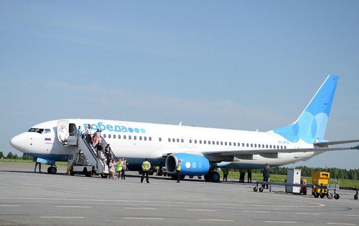 Авиакомпания «Победа» открыла рейсы из Санкт-Петербурга в Геленджик
