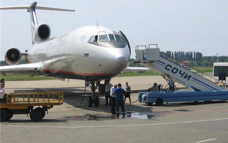 Объемы продаж авиабилетов в Сочи в июне 2017 года выросли на 59%