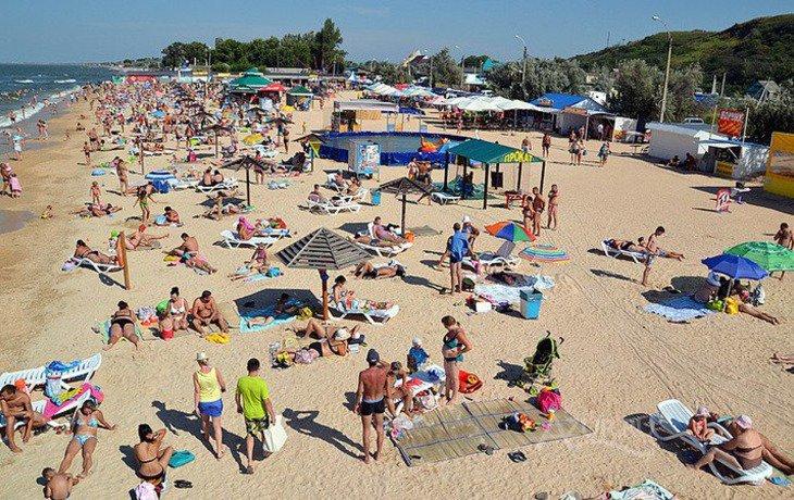Туристический поток на Кубань в 2017 году вырос на 2%